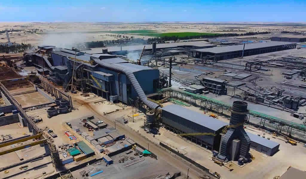 Aceros Arequipa aprueba importantes inversiones en la nueva acería y planta de laminación en Pisco