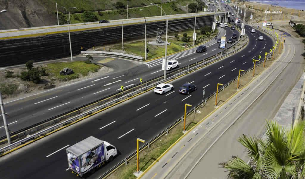 Municipalidad de Lima concluye mantenimiento de casi 6 km de pistas en la Cosa Verde
