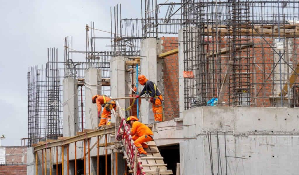 Ayacucho: destacan avances en construcción de Colegio Bicentenario María Auxiliadora