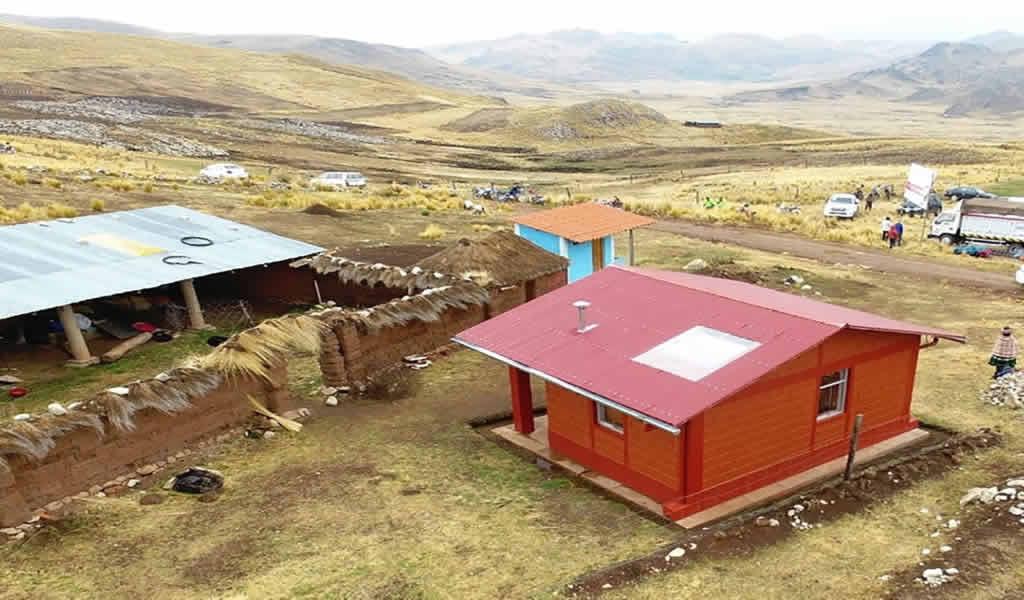 Se incrementa la construcción de viviendas bioclimáticas para combatir las heladas