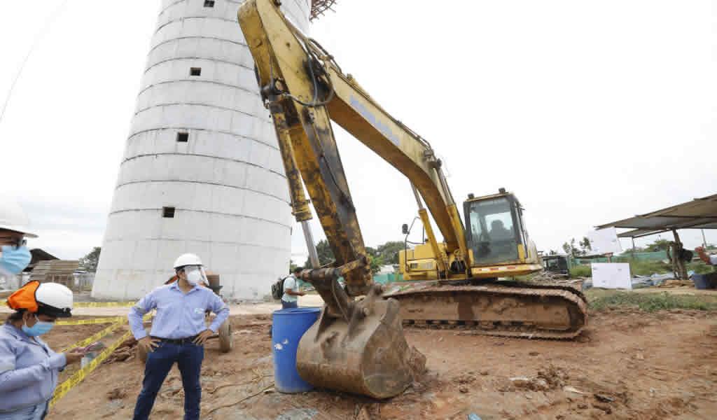 ARCC ejecutaría este año 3,073 obras con inversión de más de S/ 8,000 millones