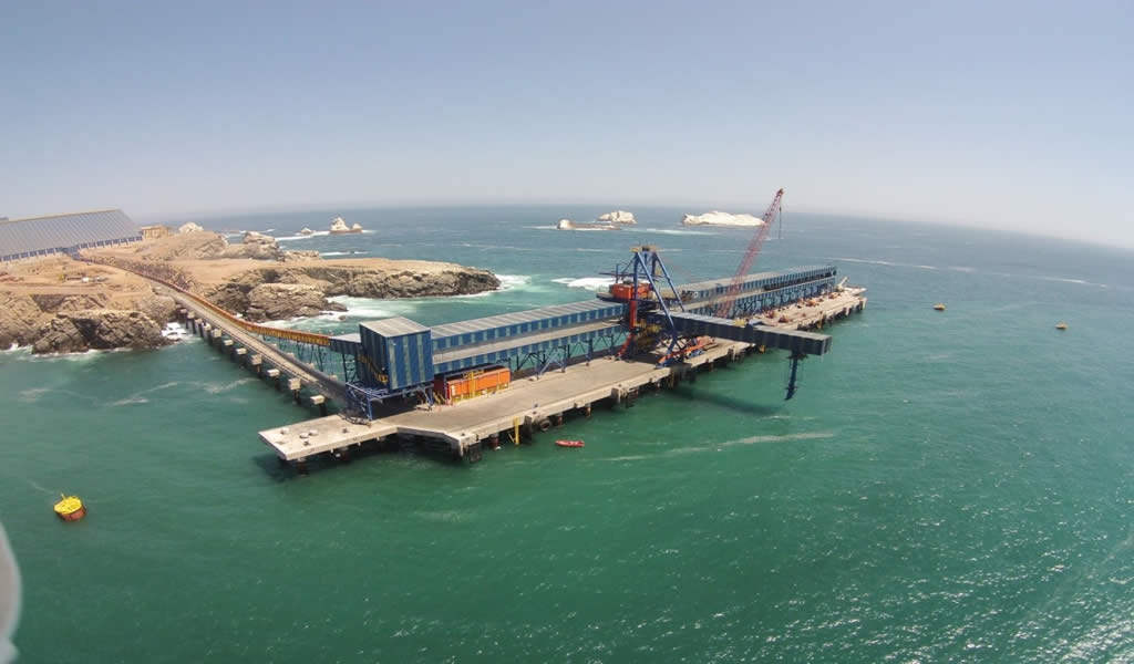 Terminal Portuario de Matarani construyó una sede de Universidad Nacional de San Agustín en Mollendo