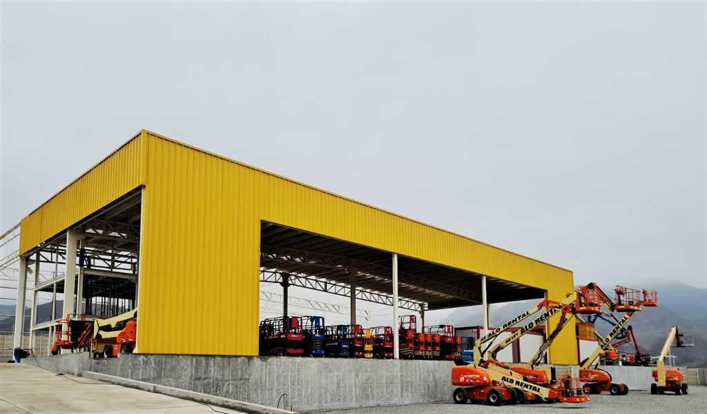 ALO Group inauguró sus instalaciones propias en Perú