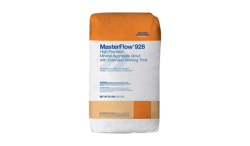 MASTER BUILDERS SOLUTIONS - MasterFlow® 928