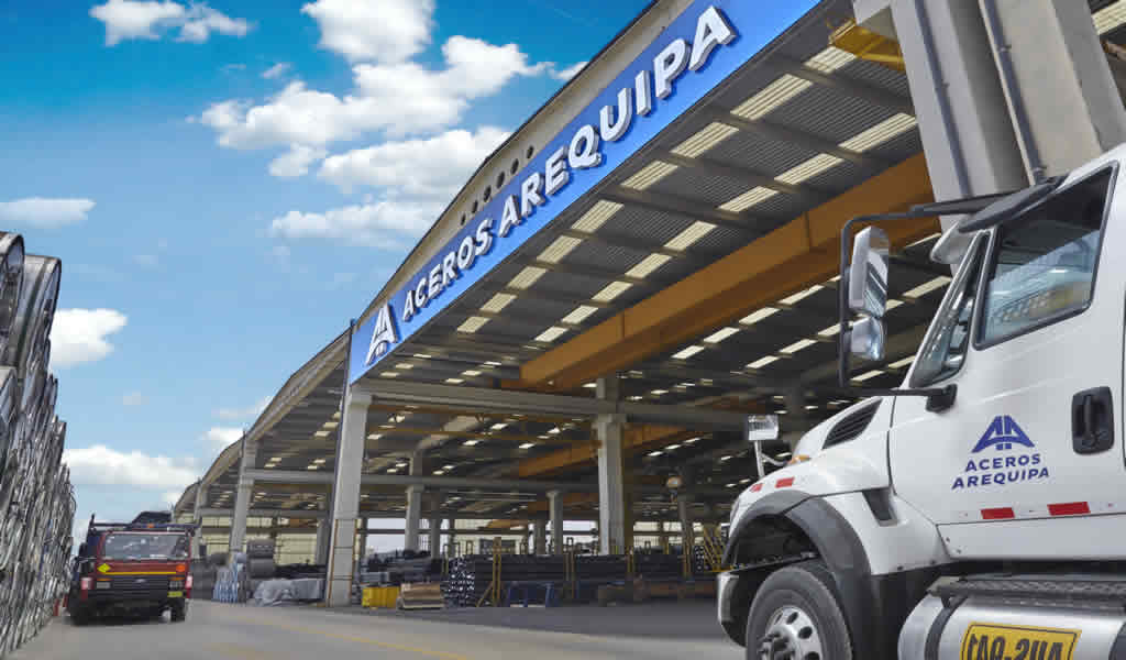 ACEROS AREQUIPA es reconocida por su exitosa gestión en favor de la salud e integridad de sus colaboradores