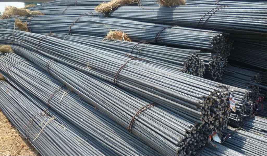 Exportaciones de barras de acero o hierro crecieron 61,3% entre enero y julio
