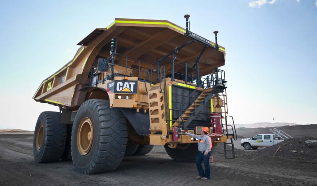 Caterpillar y Rio Tinto se asocian para camiones autónomos de cero emisiones
