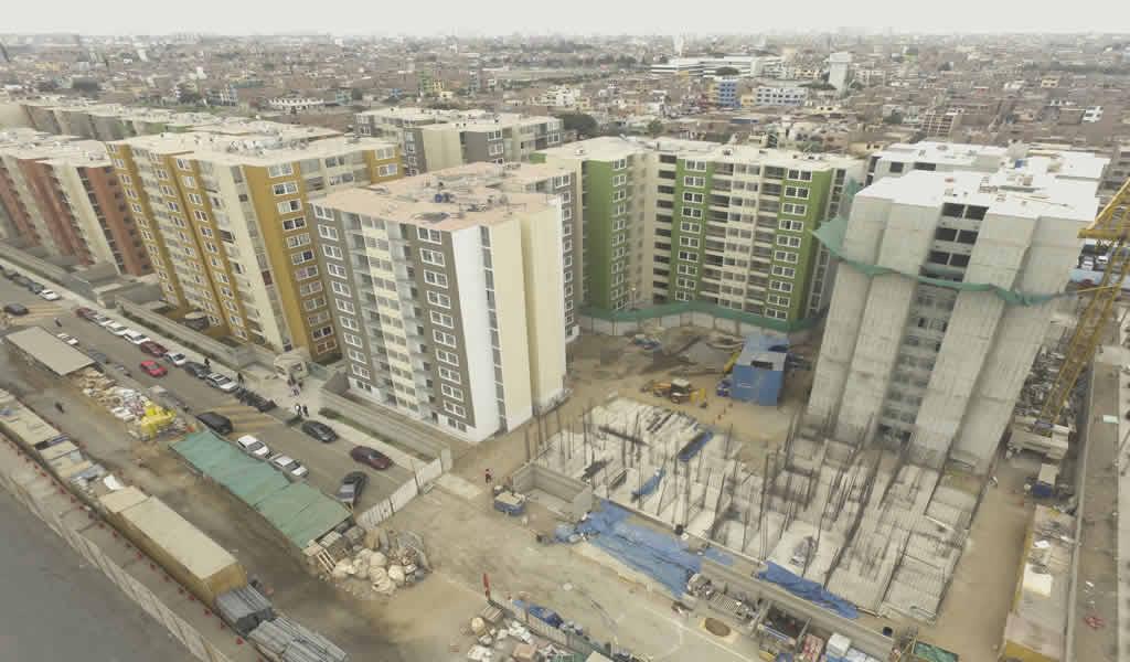 Empresas inmobiliarias consideran estar preparadas para construcción de 300,000 viviendas sociales