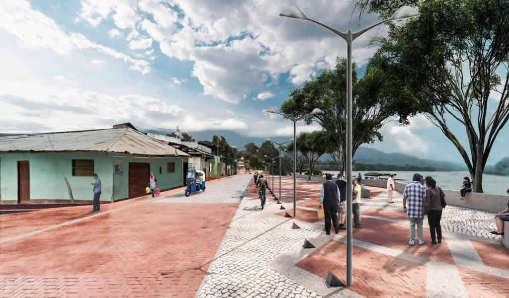 El Perú como proyecto: Contribuciones desde la arquitectura y el urbanismo
