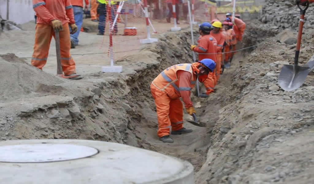 MVCS prioriza nueve proyectos de agua y alcantarillado para Lambayeque