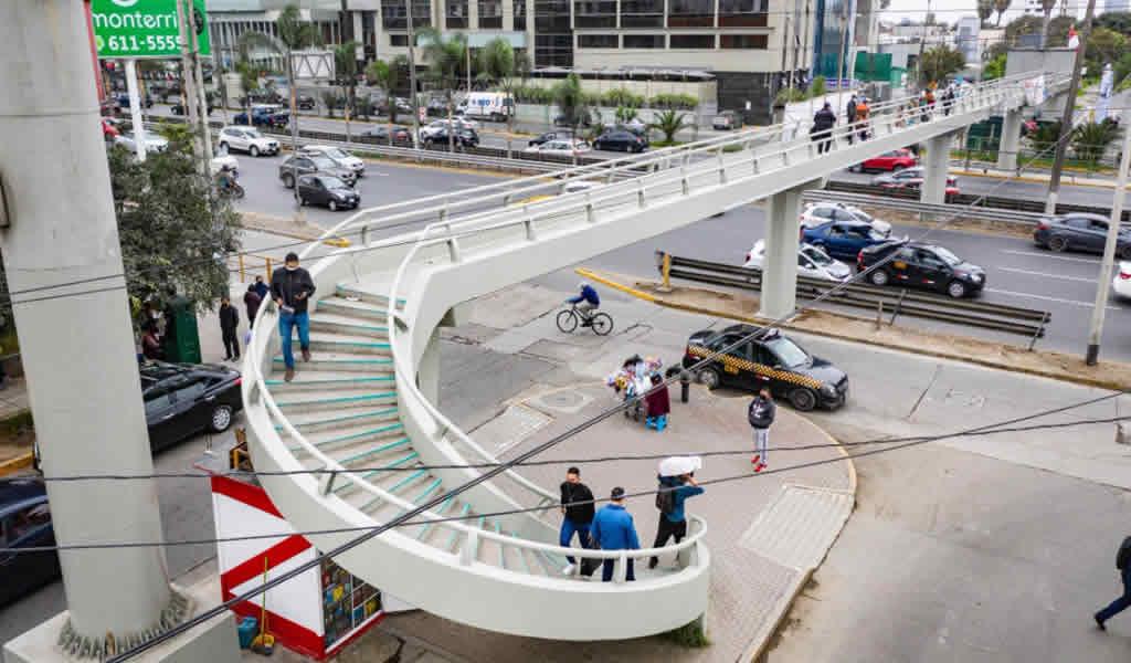 MML: 112 puentes recibieron mantenimientos en lo que va del año