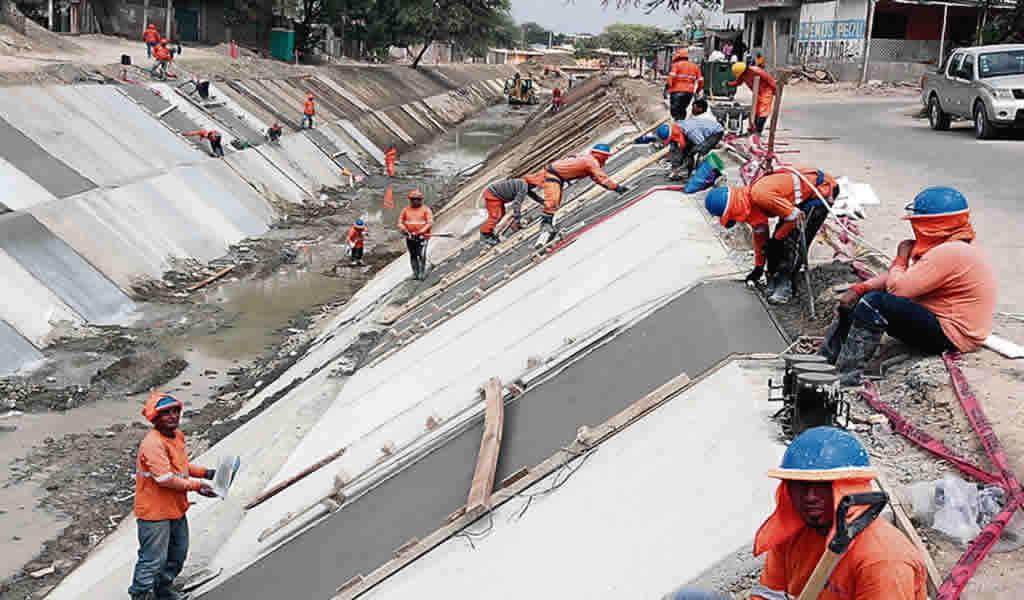 Destinan más de S/ 193 millones para ejecutar 128 obras de reconstrucción en 11 regiones