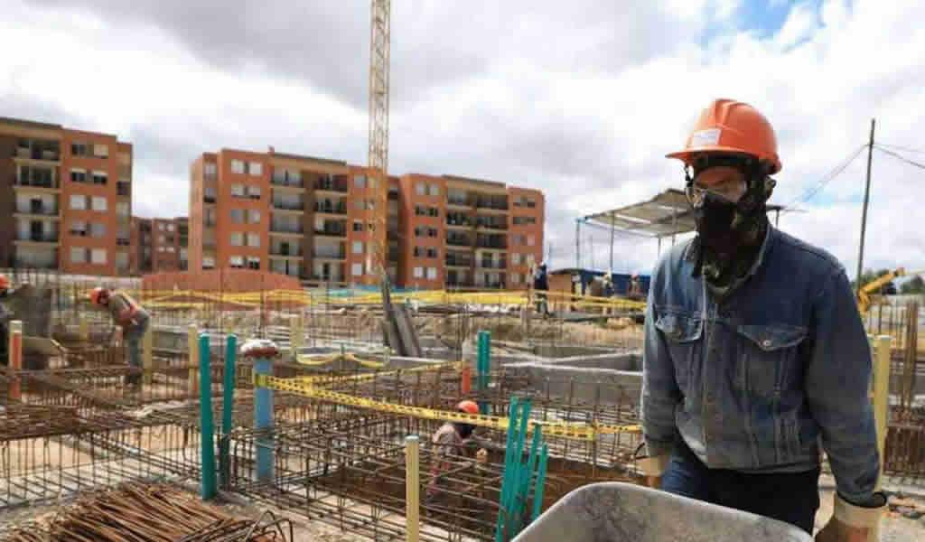 Sector construcción en Colombia sube 17.3% y genera expectativa
