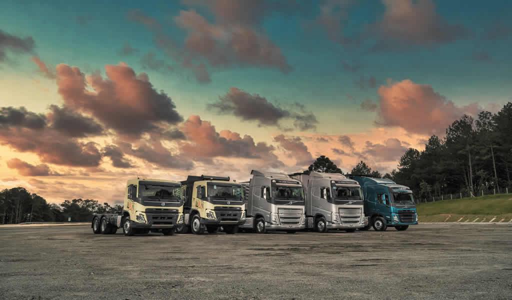 La nueva Línea F de camiones Volvo llega a Perú para renovar su portafolio