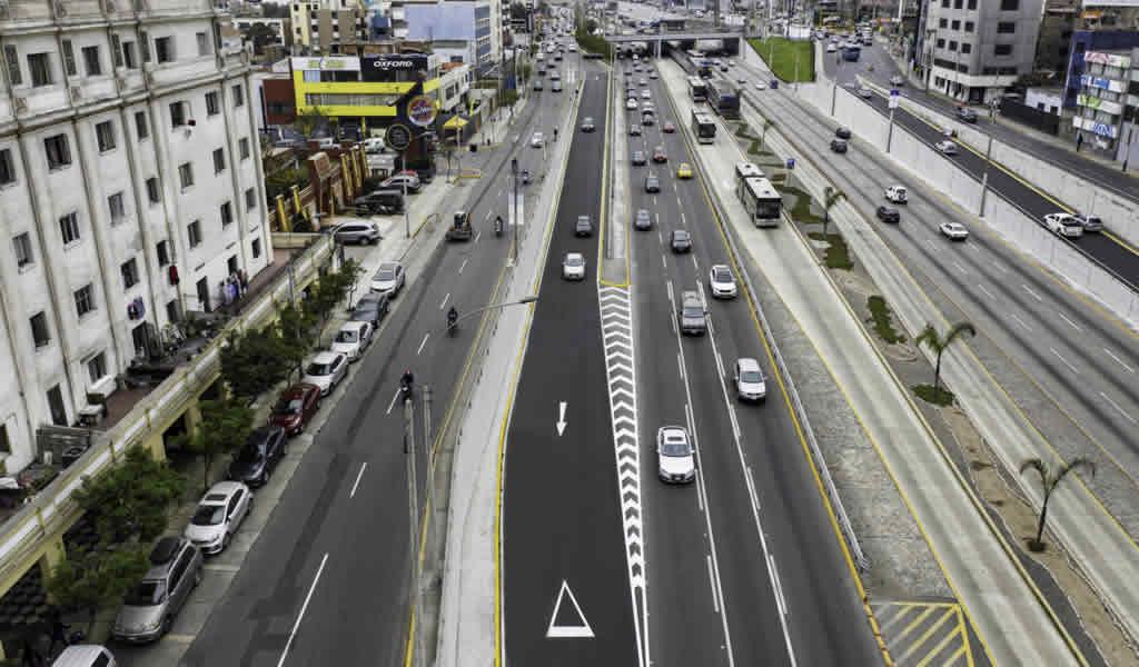MML concluyó mantenimiento de 40 entradas y salidas de la Vía Expresa de Paseo de la República