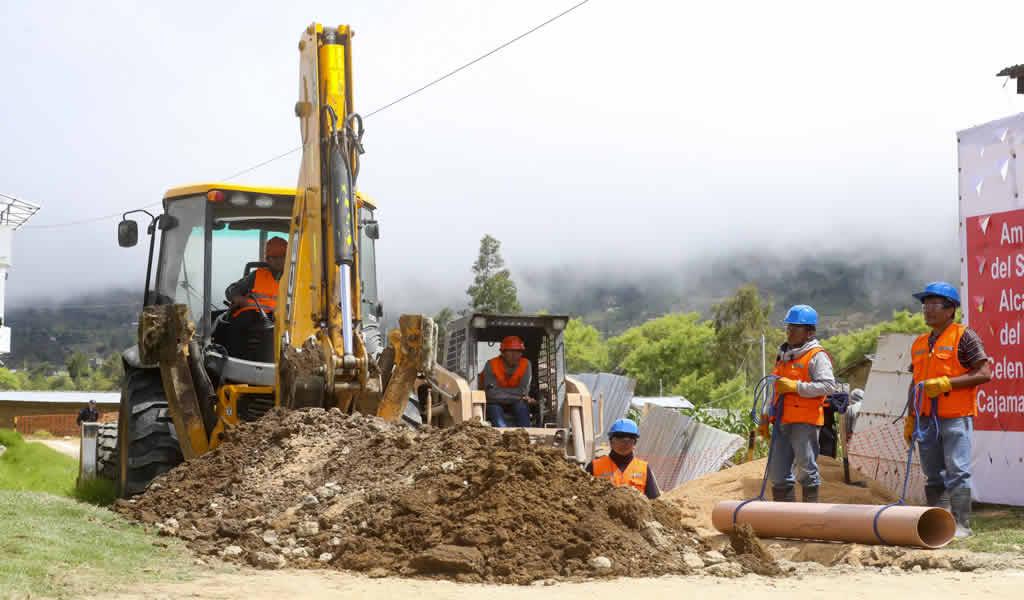Ministerio de Vivienda ejecuta 26 obras de saneamiento y mejoramiento de barrios en Áncash