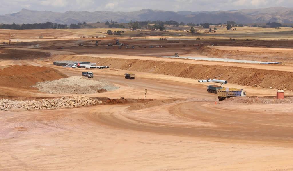 En noviembre se iniciarán obras de terminal de pasajeros del Aeropuerto de Chinchero